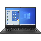 "HP Notebook 15-da3007nia, 15.6"" - 10th Gen Core i3-1005G1, 8GB DDR4 RAM, 1TB HDD, Windows 10, Black"