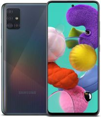 Samsung Galaxy A51 Factory Unlocked Cell Phone, 128GB of Storage, Long Lasting Battery, Single SIM, GSM or CDMA Compatible