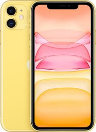 Apple iPhone 11, Factory GSM Unlocked Yellow