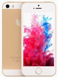 Apple iPhone 5s  GSM Factory Unlocked Gold