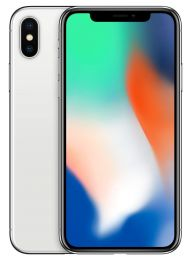 Apple iPhone X Fully Factory GSM Unlocked Silver