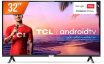TCL 32S6500 - Smart Android HD LED TV - 32""