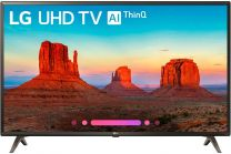 LG UHD 4K Smart Satellite TV - 43UK6300 - 43""