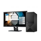 "Dell Vostro 3668 MT Desktop - 18.5"" - Intel Core i3 9th Gen - 1TB HDD - 4GB RAM - 18.5"" Monitor + Keyboard + Mouse - Windows 10-Black"