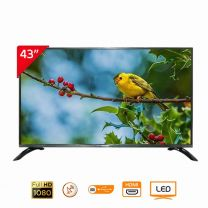 Nasco NAS-T43FB LED Digital Satellite TV - 43""