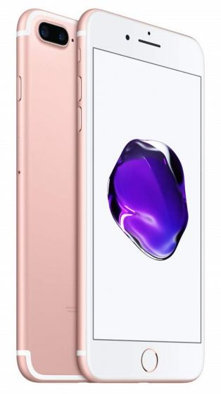 Apple iPhone 7 Plus Fully Factory Unlocked Rose Gold